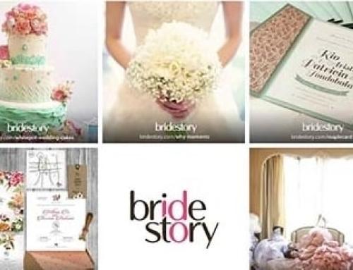 Bowbei.com Resmi Terdaftar Sebagai Trusted Wedding Invitation Vendor di Bridestory