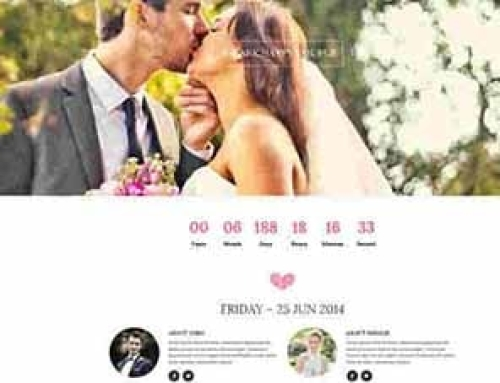 Kenapa Perlu Wedding Website?