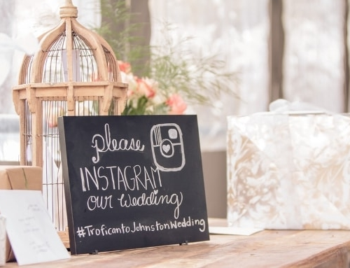 What's Your Instagram Wedding Hashtag?