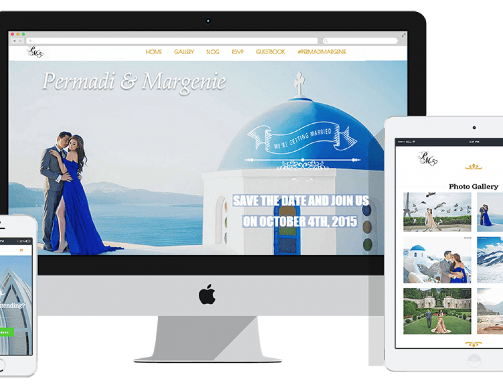 Enchanting Guests with Wedding Website